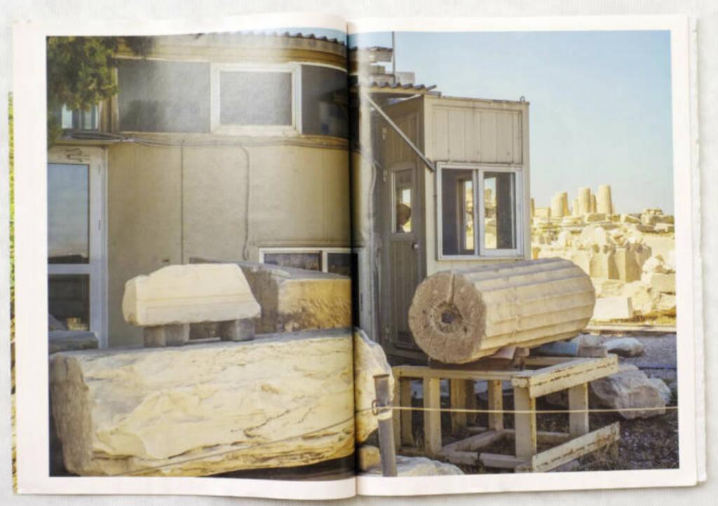 Säulen Griechenland 2013, The Pigs, (c) Carlos Spottorno (Phree und RM Verlag) (19.08.2013)