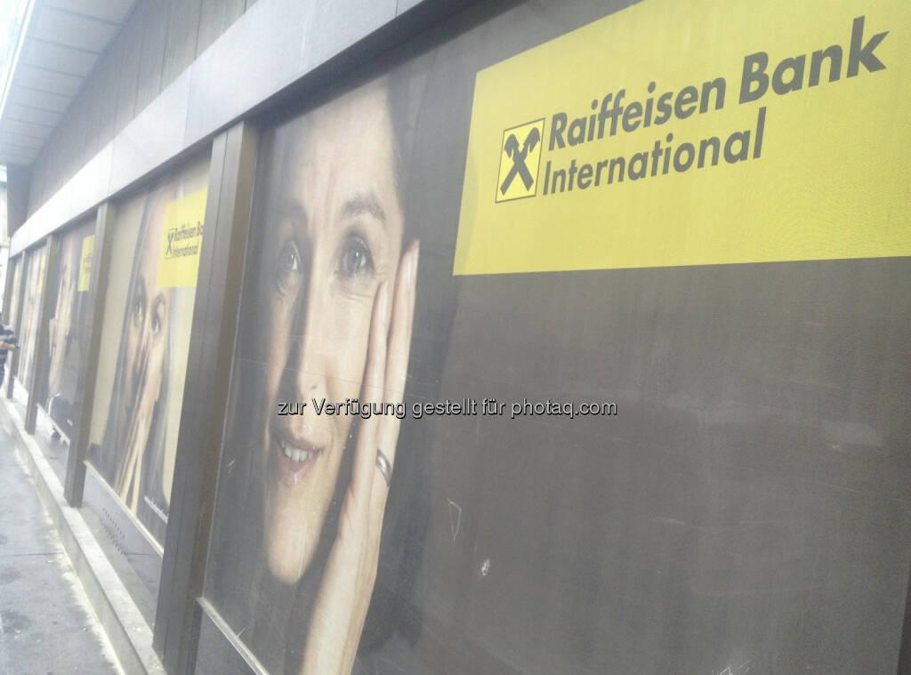 RBI, Raiffeisen Bank International (28.08.2013)
