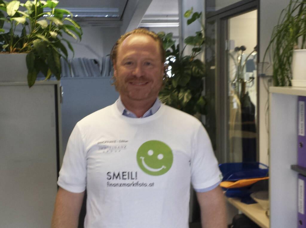 Die Presse Smeil! - Georg Panholzer (Shirt in der Immofinanz-Edition) (29.08.2013)