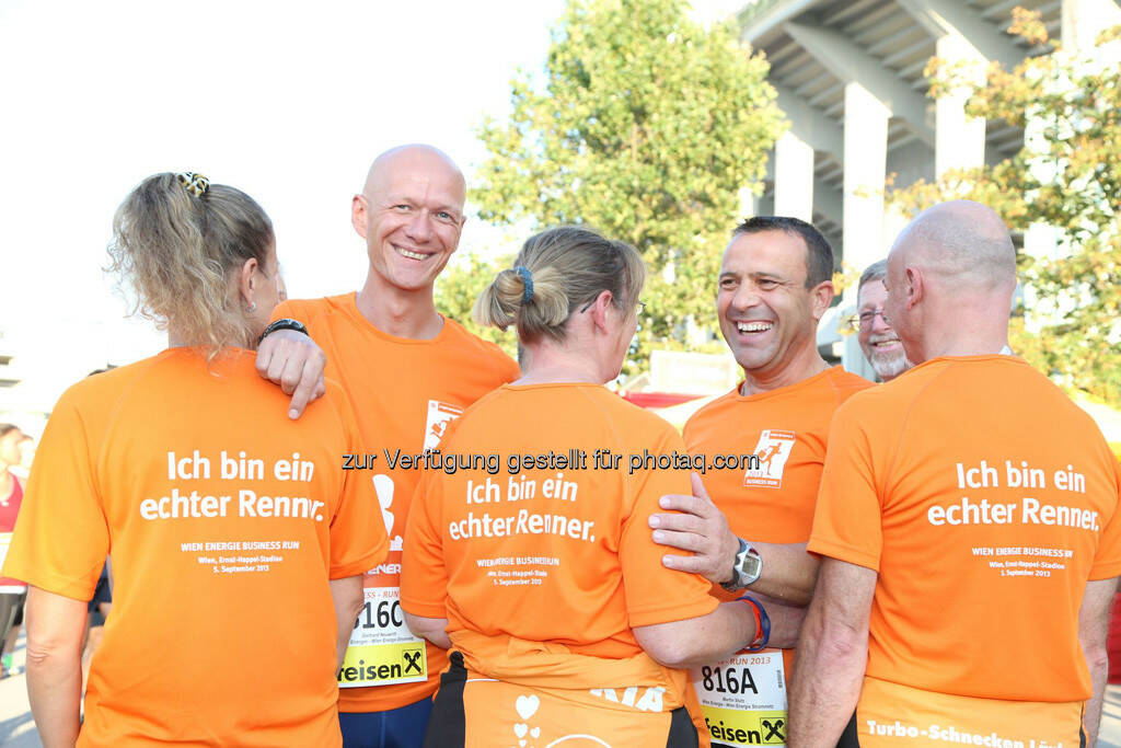 Wien Energie Business Run, Läufer, © Wien Energie (05.09.2013)