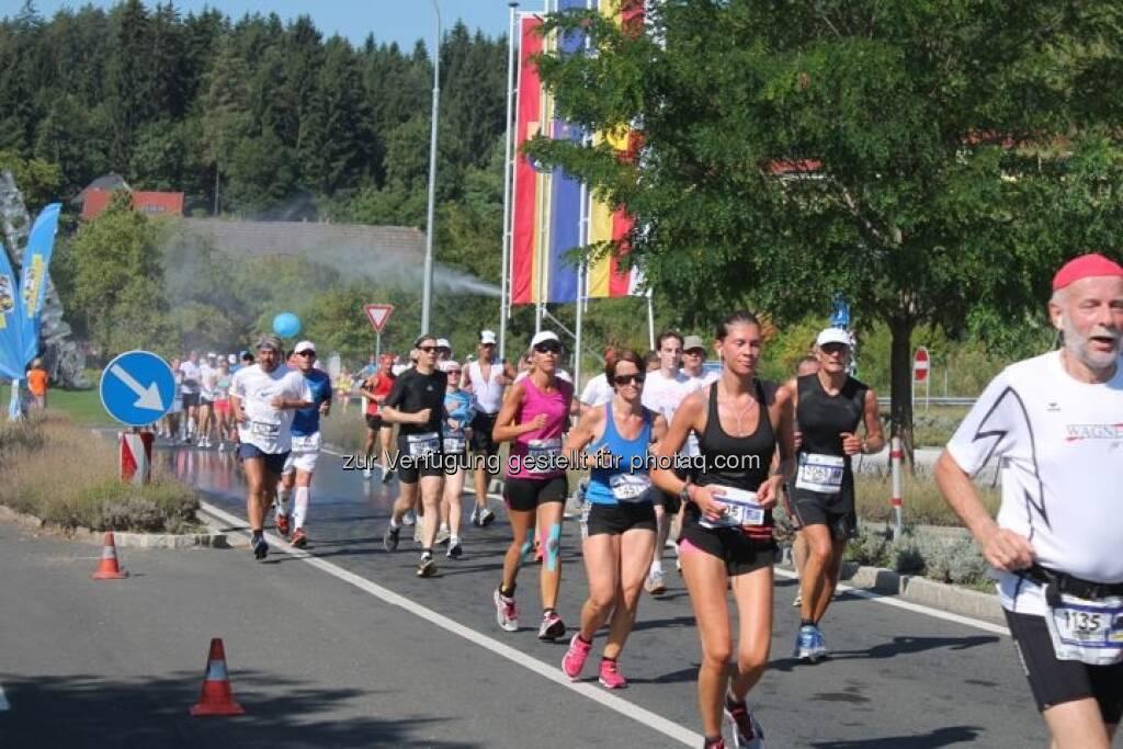 Kärnten läuft 2013, weitere Bilder unter: http://www.maxfun.at/videos/bilder.php?aid=1352, © maxfun.at (08.09.2013)