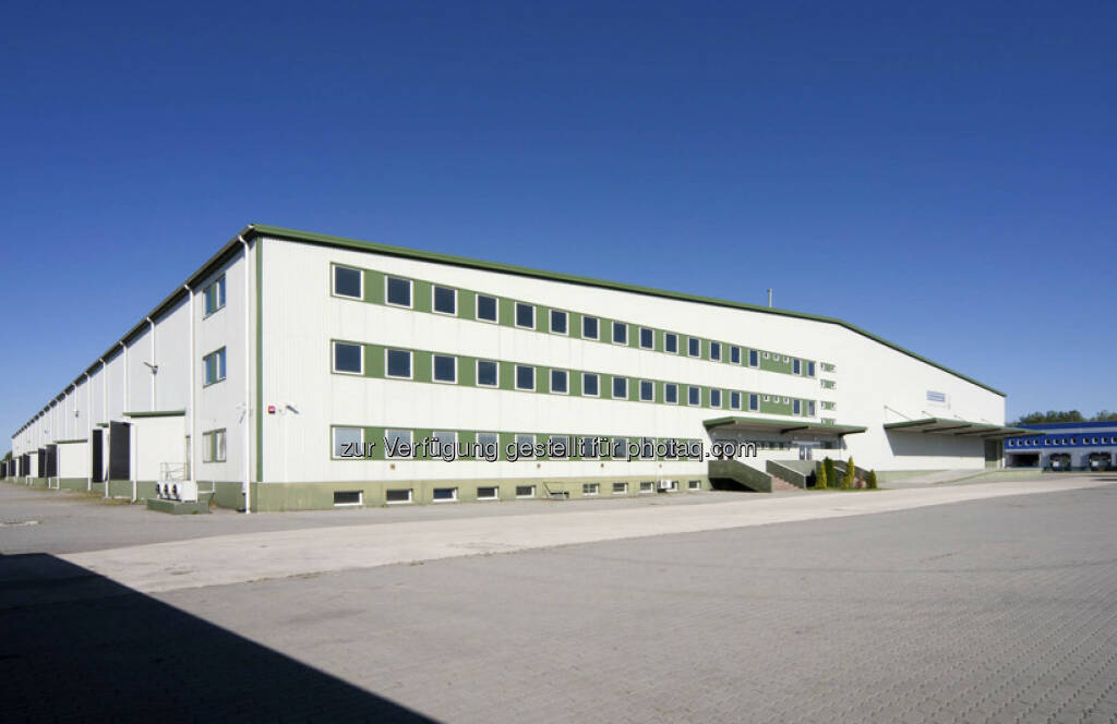 Immofinanz Group schließt in Ungarn eines der größten Mietgeschäfte des Jahres im Segment Logistik ab (15.12.2012)