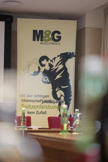 Roll-up M&G Investments, © finanzmarktfoto.at/Michaela Mejta (12.09.2013)